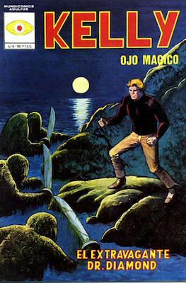 Kelly ojo mágico (1981) (Grapa 36 pp) #4