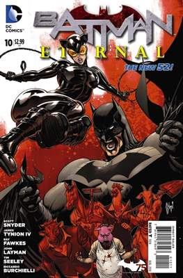 Batman Eternal (2014-2015) (Comic-Book) #10