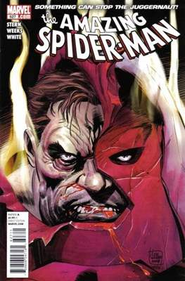 The Amazing Spider-Man Vol. 2 (1999-2014) (Comic-Book) #627