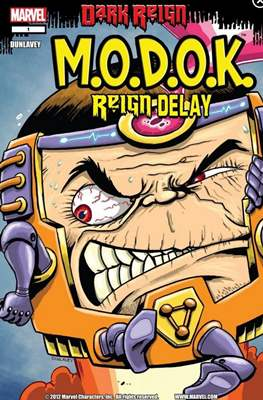 M.O.D.O.K: Reign Delay