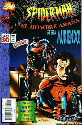 Spider-Man el Hombre Araña (1996-1998) (Grapa) #30