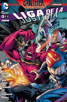 Liga de la Justicia. Nuevo Universo DC (Rústica.) #4
