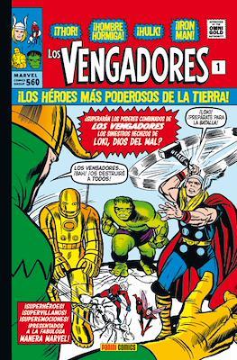Los Vengadores. Marvel Gold. (Omnigold) (Cartoné) #1