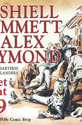 Secret Agent X-9: By Dashiell Hammett and Alex Raymond