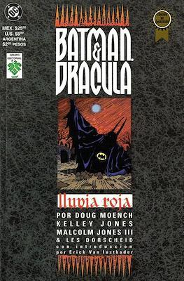 Batman & Drácula: Lluvia Roja