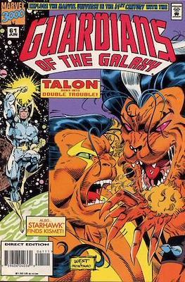 Guardians of the Galaxy Vol 1 (Comic Book) #61