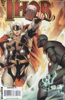 Thor / Journey into Mystery Vol. 3 (2007-2013) #3