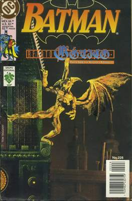 Batman (1987-2002) (Grapa) #228