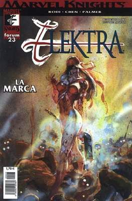 Elektra (2002-2004). Marvel Knights (Grapa 24 pp) #23