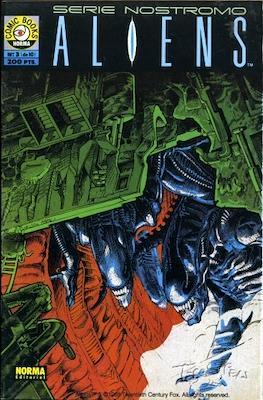 Aliens. Serie Nostromo (Grapa 36 pp) #3