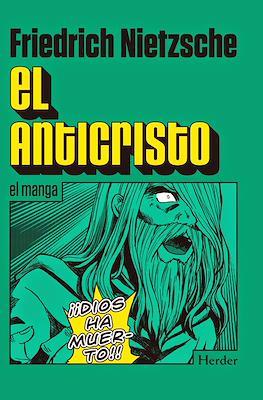 El Anticristo, el manga