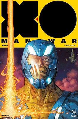 X-O Manowar (2017-) (Grapa) #21