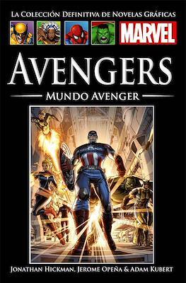 La Colección Definitiva de Novelas Gráficas Marvel (Cartoné) #136
