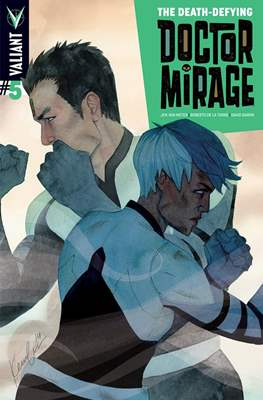 The Death-Defying Doctor Mirage (comic-book) #5