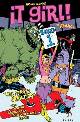It Girl and The Atomics (Softcover) #1