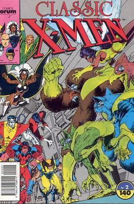 Classic X-Men Vol. 1 (1988-1992) #2