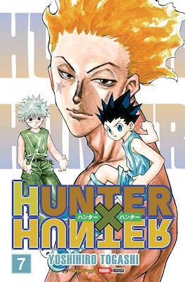 Hunter X Hunter (Rústica) #7