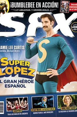 SFX - Comicmanía (Grapa) #11