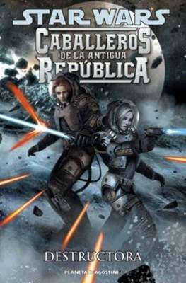 Star Wars. Caballeros de la antigua República (Rústica 96-144 pp) #8