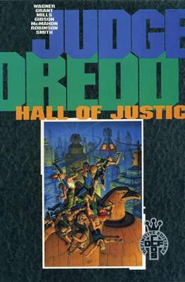 Judge Dredd: Definitive Edition (Softcover 64 pp) #3