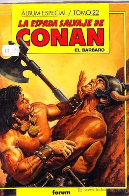 La Espada Salvaje de Conan - Álbum especial (Retapados) #22