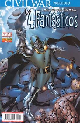 Los 4 Fantásticos Vol. 6 (2006-2007) (Grapa, 24 páginas.) #11