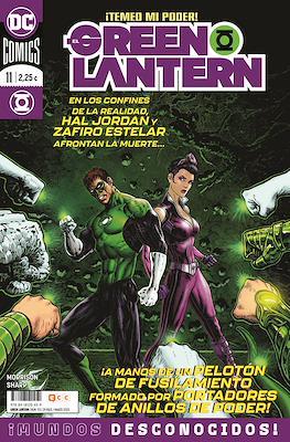 Green Lantern. Nuevo Universo DC / Hal Jordan y los Green Lantern Corps. Renacimiento (Grapa) #93/11