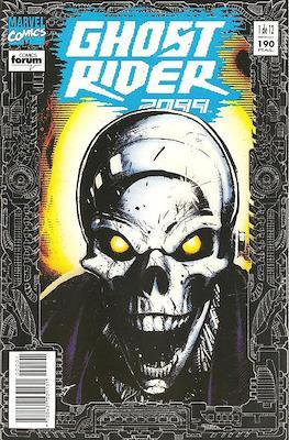 Ghost Rider 2099 (Grapa 24 pp) #1
