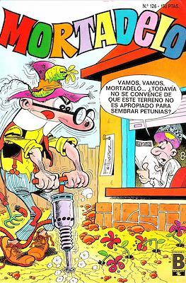 Mortadelo (1987-1991) (Grapa) #126