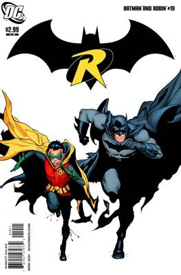 Batman and Robin Vol. 1 (2009-2011) (Comic Book) #19