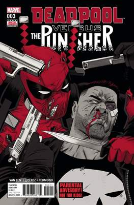 Deadpool versus The Punisher (Comic Book) #3
