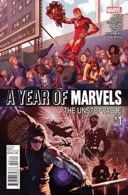 A Year of Marvels: The Unstoppable (2016)