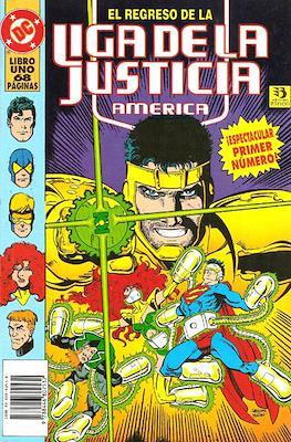 El regreso de la Liga de la Justicia América