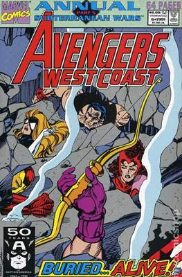 Avengers West Coast Annual (1986-1993) (Comic-Book) #6