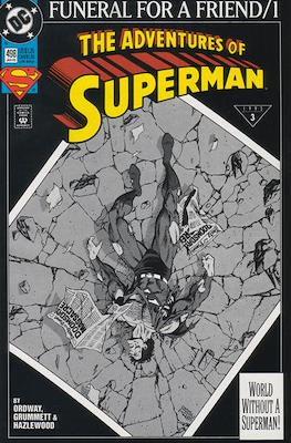 Superman Vol. 1 / Adventures of Superman Vol. 1 (1939-2011) (Comic Book) #498
