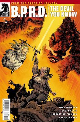 B.P.R.D. (Comic Book) #154