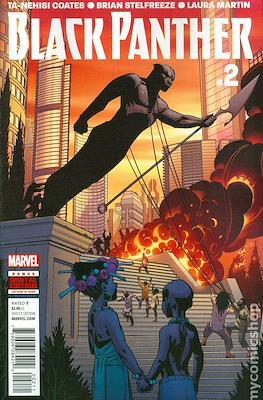 Black Panther Vol. 6 (2016-2018) #2