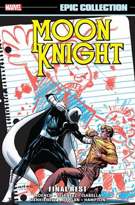 Moon Knight Epic Collection (Softcover) #3