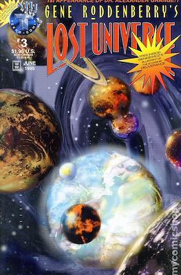 Lost Universe (Comic Book) #3
