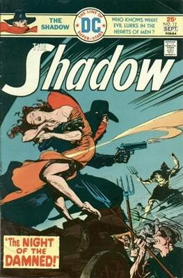 The Shadow Vol.1 #12