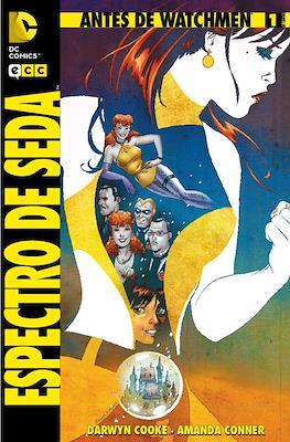 Antes de Watchmen: Espectro de Seda (Grapa 36-32 pp) #1