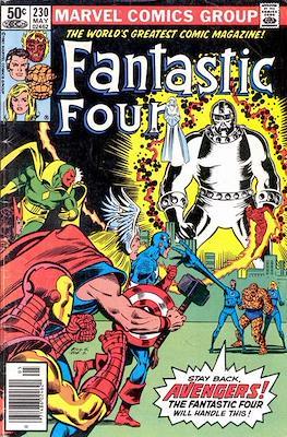 Fantastic Four Vol. 1 (1961-1996) (saddle-stitched) #230