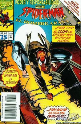 Spider-Man el Hombre Araña (1996-1998) (Grapa) #25