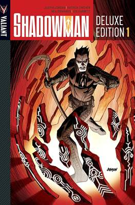 Shadowman Deluxe Edition (Hardcover) #1