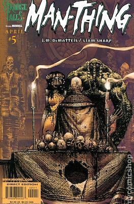 Man-Thing (Vol. 3 1997-1998) (Comic Book) #5