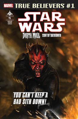 True Believers: Star Wars - Darth Maul Son of Dathomir