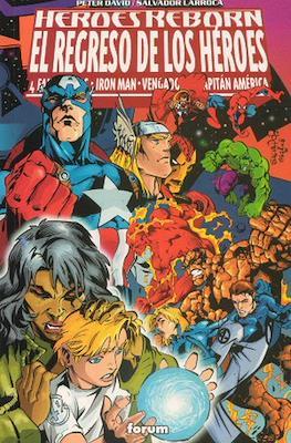 Héroes Reborn: El regreso de los héroes (1998)