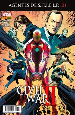 Agentes de S.H.I.E.L.D. (2015-2017) (Grapa 24 pp) #21