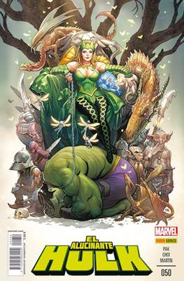 El Increíble Hulk Vol. 2 / Indestructible Hulk / El Alucinante Hulk / El Inmortal Hulk (2012-) (Comic Book) #50
