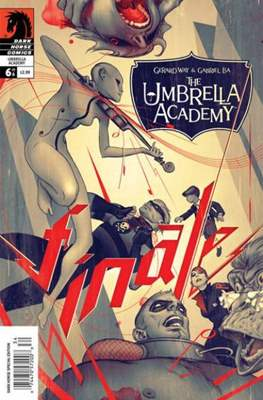 The Umbrella Academy (Comic-Book) #6